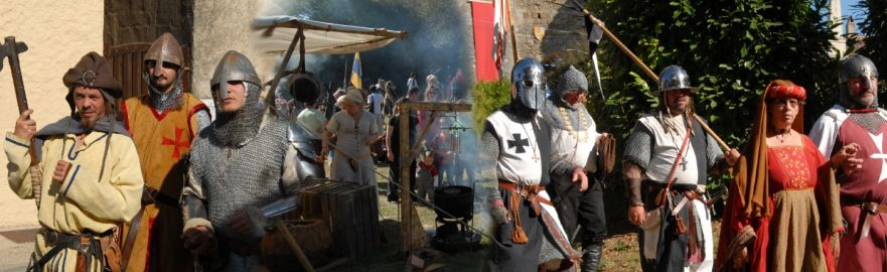 Calendrier Fetes Medievales.Ecla Chateau Larcher Fete Medievale De Chateau Larcher